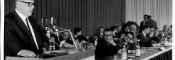 1965: Il 5 aprile viene costituita la Cgil Emilia Romagna